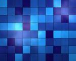 Obrázek - Různé barvy modré ve čtvercích