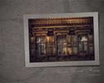 Obrázek - Okna od jednoho z dřevěných domů na Sibiři