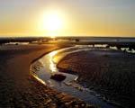 Obrázek - Odliv moře ve Walney