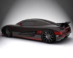 Obrázek - Koenigsegg CCXR speciální edice