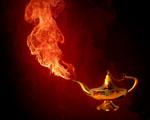 Obrázek - Kouzelný oheň