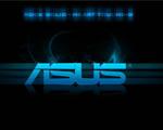 Obrázek - Tajemné pozadí s logem Asus