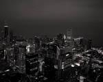 Obrázek - Noční pohled na Chicago