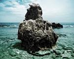 Obrázek - Křišťálově čisté moře při odlivu