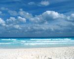 Obrázek - Klidný oceán před bouří