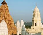 Obrázek - Khajuraho v Indii