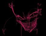 Obrázek - EMO lebka abstrakce