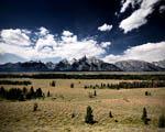 Obrázek - Mraky nad Rocky mountains