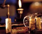 Obrázek - Korkové uzávěry od vína