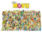 Obrázek - Simpsonovi ve filmu