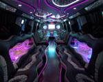 Obrázek - Interiér luxusní limuzíny