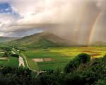 Obrázek - Údolí Kauai na Havaji