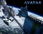 Obrázek - Vesmírná základna nad planetou Pandora