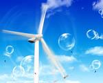 Obrázek - Čerstvé bubliny ve vzduchu