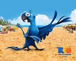 Obrázek - Blu ve filmu Rio
