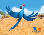 Obrázek - Jewel ve animovaném filmu Rio
