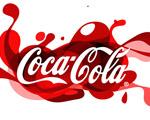 Obrázek - Lahodné logo Coca Cola
