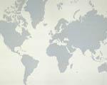 Obrázek - Mapa světa