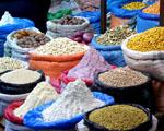 Obrázek - Prodej přírodních produktů na tržnici