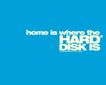 Obrázek - Domov je tam kde je harddisk