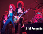 Obrázek - Led Zeppelin kapela ze síně slávy