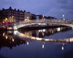 Obrázek - Šťastný most v Dublinu