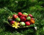 Obrázek - Velikonoční košík