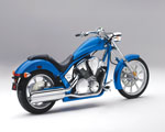 Honda Fury chopper 2010