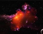 Obrázek - Namalovaná planetární mlhovina