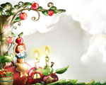 Obrázek - Podzimní sklizeň jablek
