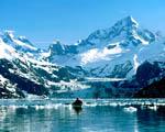Obrázek - Jezero Kaya King na Aljašce