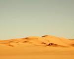 Obrázek - Opuštěná poušť