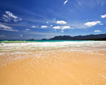 Obrázek - Jedna z mnoha pláží na Oahu