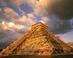 Obrázek - Pyramida Chichen Itza v Mexiku