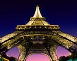 Obrázek - Eiffelova věž v Paříži