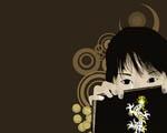 Obrázek - Ukryt za knihou