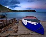 Obrázek - Rybářova otočená loď