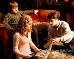 Obrázek - Harry spolu s Hermionou a Ronem