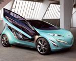 Obrázek - Mazda Kiyora koncept