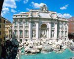 Obrázek - Fontána Trevi v Římě