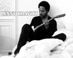 Obrázek - Lenny Kravitz s kytarou