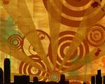 Obrázek - Retro Abstrakce