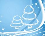 Obrázek - Vánoční pozadí na Váš monitor