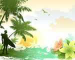 Obrázek - Báječný svět surfaře