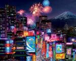 Obrázek - Město Tokio ve filmu Auta 2