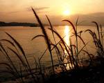 Obrázek - Ideální západ slunce