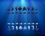 Obrázek - Podmořské šachy
