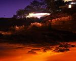 Obrázek - Hořící voda