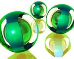 Obrázek - 3D koule