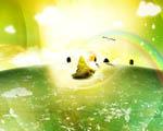 Obrázek - Pohádková duha